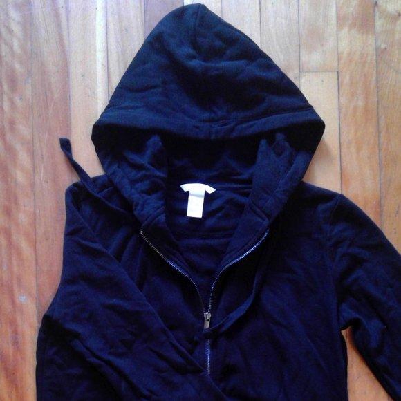 📌5 for $40📌 Black hoodie S